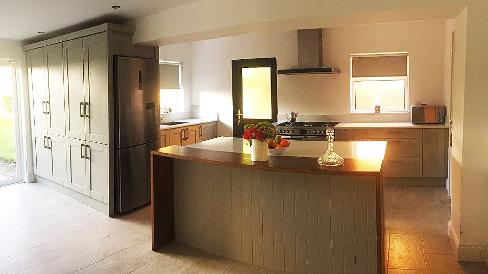 kitchen redesign belfast